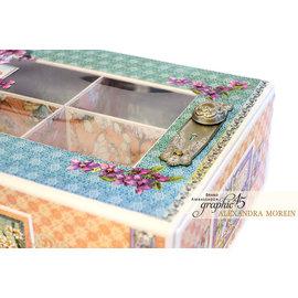 Embellishments / Verzierungen Embellishments:  Metall Türschilder mit Knöpfen, Shabby Chic