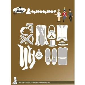 Crealies und CraftEmotions Stanzschablonen zum schneiden, Fairy Tale