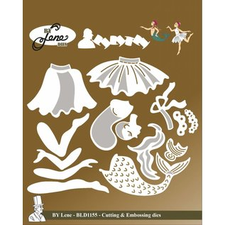 Craftemotions cutting dies, Fairy Tale
