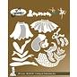 Craftemotions Snijsjablonen, Fairy Tale