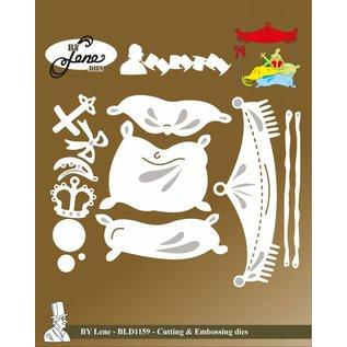 Crealies und CraftEmotions Plantillas de punzonado, Fairy Tale