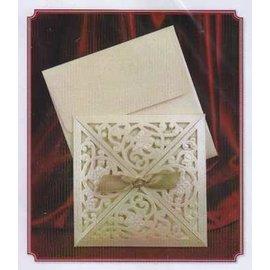 BASTELSETS / CRAFT KITS Kit Craft para 3 Card Ventana Exclusiva