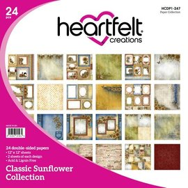 Heartfelt Creations aus USA HEARTFELT CREATIONS, bloc de design - LAST