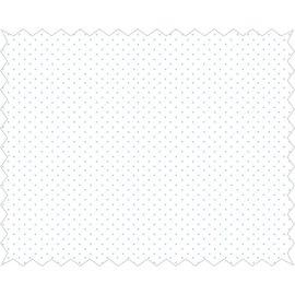 Textil Bomuldsstof: heldige punkter, lime grøn