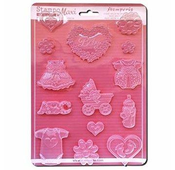 Stamperia Stampi flessibili, persino abbellimenti!
