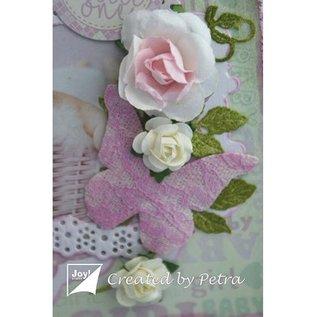 BLUMEN (MINI) UND ACCESOIRES 12 mini florets, size approx. 25 mm
