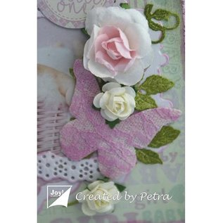 BLUMEN (MINI) UND ACCESOIRES 12 mini florets, størrelse 25 mm