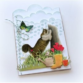 Joy!Crafts / Jeanine´s Art, Hobby Solutions Dies /  Taglio muore