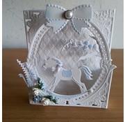 Marianne Design Stanzschablone, Marianne Design, Rocking horse