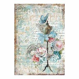 Stamperia Stamperia Decoupage Ris Papir A4 Mannequin