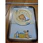 Bilder, 3D Bilder und ausgestanzte Teile usw... Stitching sheet A4 with metallic effect: baby