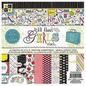 "DCWV und Sugar Plum Designer block, DCWV, ""the all about girls"", 48 sheets, 30.5 x 30.5 cm"