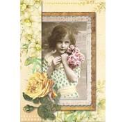 BASTELSETS / CRAFT KITS Bastelpackung für 12 Romantisch Viktorianische Karten!