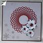 Joy!Crafts / Jeanine´s Art, Hobby Solutions Dies /  Stansmessen: Lovely Frame - Spiro Cirkel