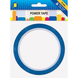 BASTELZUBEHÖR, WERKZEUG UND AUFBEWAHRUNG Plakband: dubbelzijdig power tape, 6 mm, 10 meter!