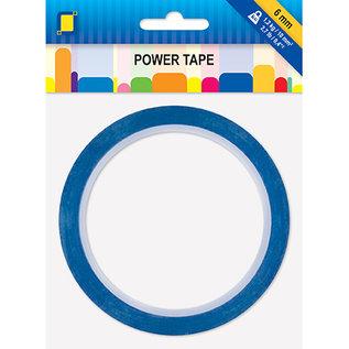 BASTELZUBEHÖR, WERKZEUG UND AUFBEWAHRUNG Klebeband: doppelseitiges Power Tape, 6mm, 10 Meter!