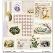 LaBlanche LaBlanche, card and scrapbook paper, Easter motives