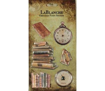 LaBlanche Pour concevoir sur des cartes, scrapbook, albums, découpage et plus!