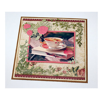 Joy!Crafts / Jeanine´s Art, Hobby Solutions Dies /  Joy Crafts,Taglio muore