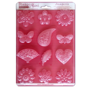 GIESSFORM / MOLDS ACCESOIRES Stamperia Soft Maxi mold