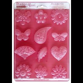 Modellieren Stamperia Soft Maxi molde
