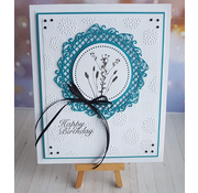CREATIVE EXPRESSIONS und COUTURE CREATIONS Punching templates, frames, decorative frames