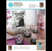 EK Succes, Martha Stewart Martha Stewart, Adhesive Silkscreens, 22 x 28 cm, 1 pcs.