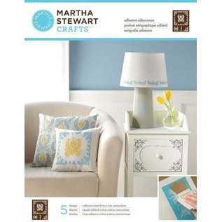 EK Succes, Martha Stewart Martha Stewart, serigrafia adesiva, 22 x 28 cm, 1 pz