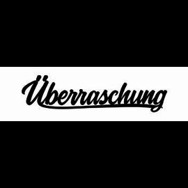 Spellbinders und Rayher Stanzschablonen, deutsche Text,  Überraschung