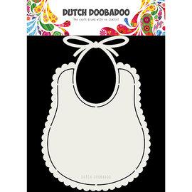 Dutch DooBaDoo Plastic sjabloon: onderwerp baby