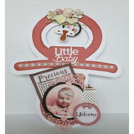 Dutch DooBaDoo Plastmal: emne baby