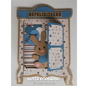 Dutch DooBaDoo Modello di plastica: card