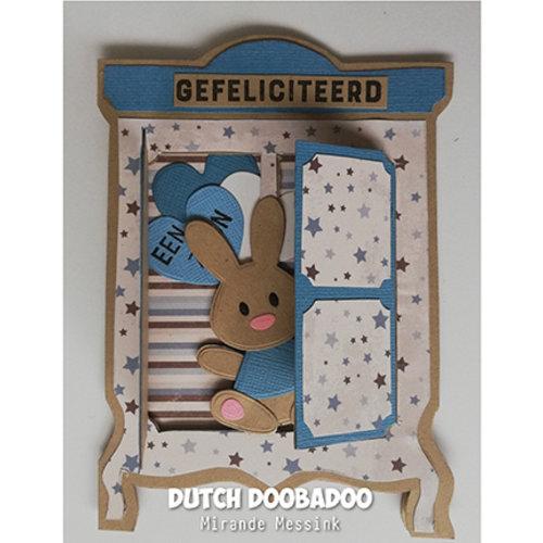 Dutch DooBaDoo Modèle en plastique: Art de la carte