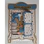 Dutch DooBaDoo Plastik Schablone: Card Art