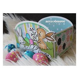 Dutch DooBaDoo Plantilla de plastico: Bandeja de galletas Box Art.