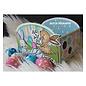 Dutch DooBaDoo Plastic sjabloon: vak Art Cookie-lade