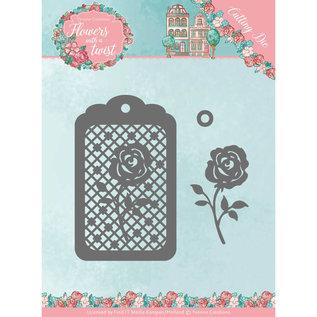Yvonne Creations Stansemaler, Rose Label