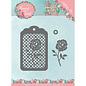 Yvonne Creations Snijmallen ,  Rose Label