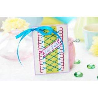 BASTELZUBEHÖR, WERKZEUG UND AUFBEWAHRUNG Naai Easy, steek piercer om op papier te naaien + top met rechte steek weer op voorraad!