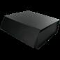 BASTELSETS / CRAFT KITS 1 BASIC folding box in black with magnetic closure