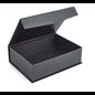 BASTELSETS / CRAFT KITS 1 BASIC vouwdoos in zwart met magnetische sluiting