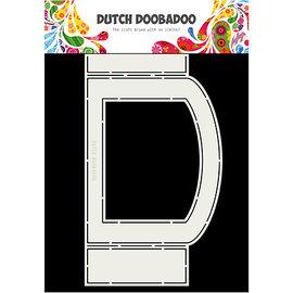 Dutch DooBaDoo Doobadoo holandés, Fold Card art oval