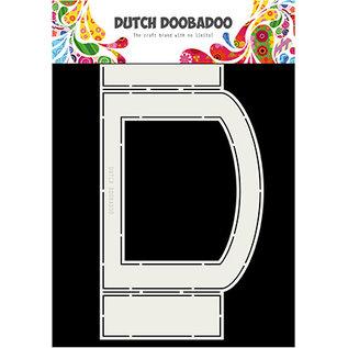 Dutch DooBaDoo Dutch Doobadoo, Fold Card art ovaal