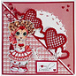 Joy!Crafts / Jeanine´s Art, Hobby Solutions Dies /  Border with hearts, 140 x 51.5 mm