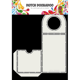 Dutch DooBaDoo Dutch Doobadoo, Fold Card Bottle label