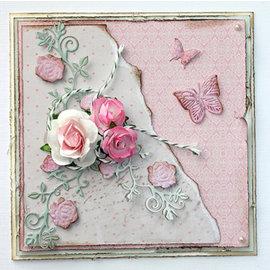 Joy!Crafts / Jeanine´s Art, Hobby Solutions Dies /  Joy Crafts: Stansning skabelon, Stansemal