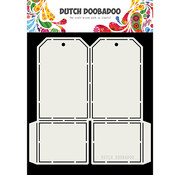 Dutch DooBaDoo Dutch Doobadoo, fold card art label