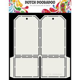 Dutch DooBaDoo Dutch Doobadoo, fold card art label