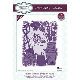 CREATIVE EXPRESSIONS und COUTURE CREATIONS Cutting dies:  Creative Expressions