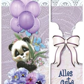 BASTELSETS / CRAFT KITS Set di carte di compleanno e altre occasioni, per 8 carte!